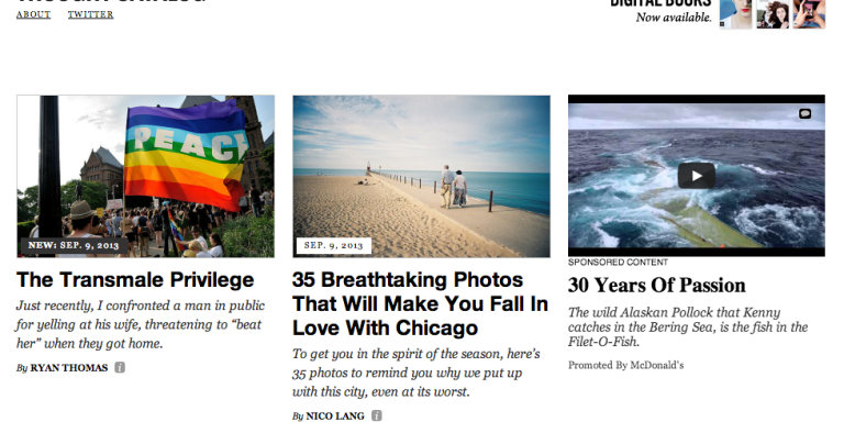 The 15 Most Popular Thought Catalog Posts From LastWeek
