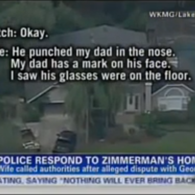 George Zimmerman, A Man of Peace, Threatens His Wife With a Gun, Avoids Charges