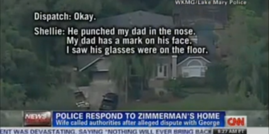 George Zimmerman, A Man of Peace, Threatens His Wife With a Gun, AvoidsCharges