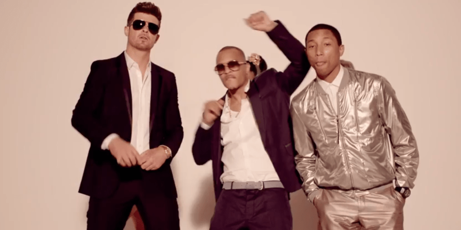 I Know For A Fact That 'Blurred Lines' Is Not Sexist