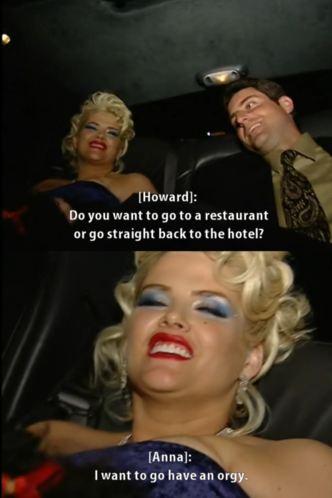 The Anna Nicole Smith Show