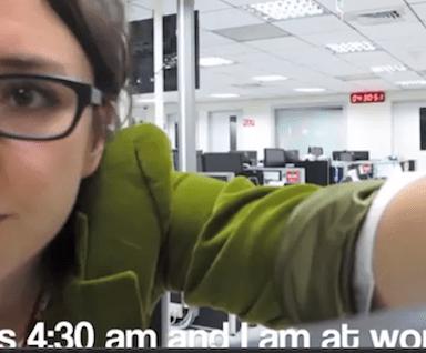 Woman Quits Job, Leaves Boss Epic Video Resignation