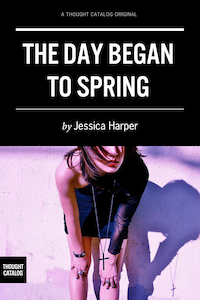 The Day Began toSpring