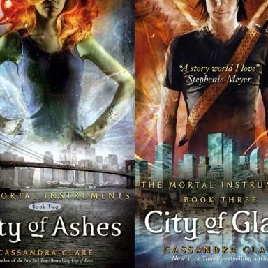 Fantasy Novels Are My Guilty Pleasures