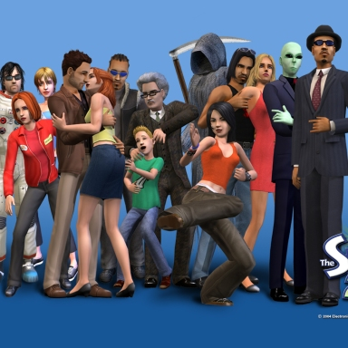 4 Things I Learned About Life From Playing The Sims 2