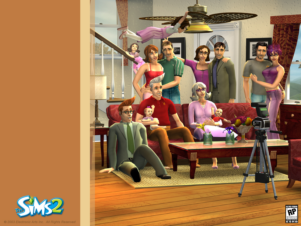The_Sims_2_Trailer