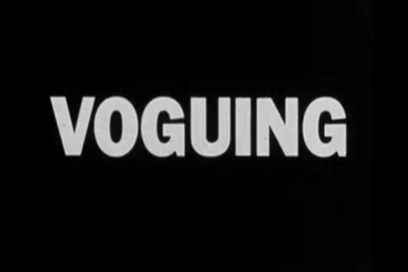 Voguing