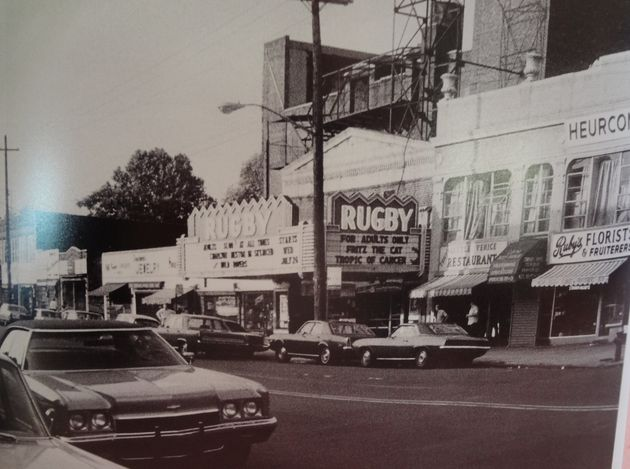 1972 rugby theater