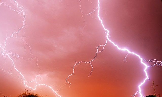You Were The Lightning That Coursed Through MyBody