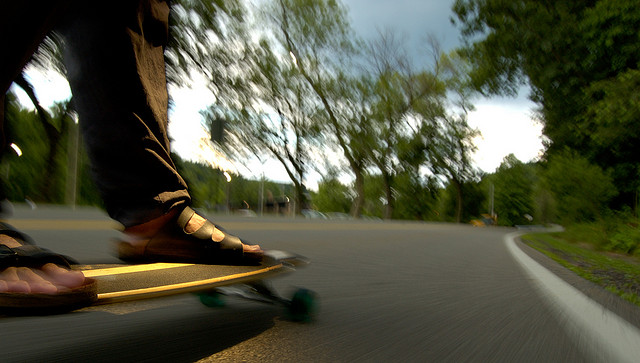 8 Reasons Why Longboarding Is Basically SocialSuicide