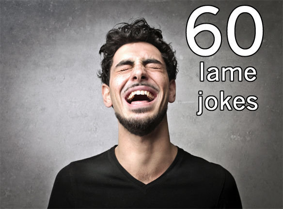 60 People On 'The Best Lame Joke' They Know