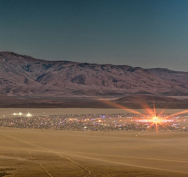 Burning Man: 4/5 Stars, Would Go Again