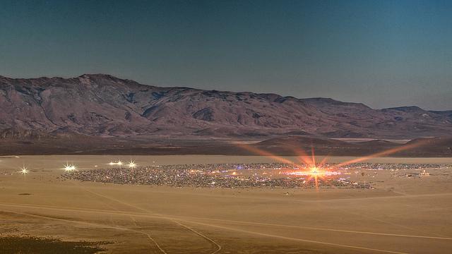 Burning Man: 4/5 Stars, Would GoAgain