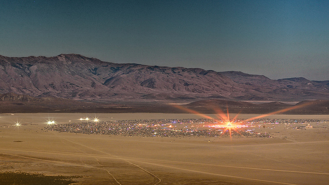 Burning Man: 4/5 Stars, Would Go Again