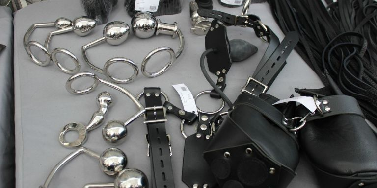 Unpacking (More Like Exploding) My Sexual Baggage At The Folsom StreetFair