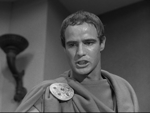 Marlon Brando/Julius Caesar