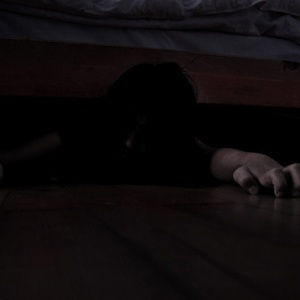 There Was A Man Under The Bed