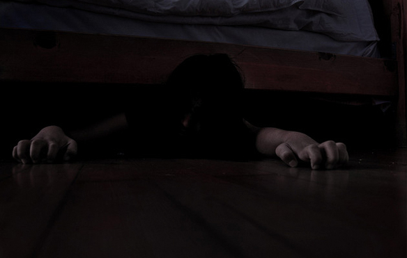 There Was A Man Under TheBed