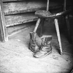 When Our Boots Grow Heavy