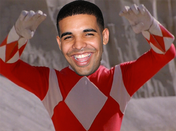 The Mighty Morphin' Feelings Rangers That Are Making You Want To Be InLove