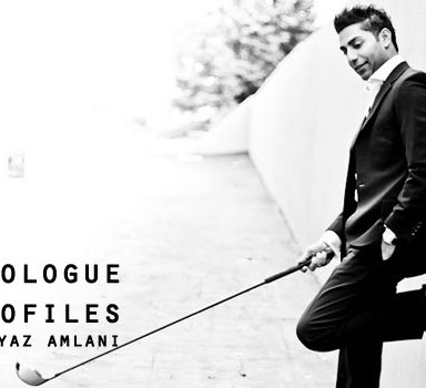 Prologue Profiles Episode 012: Faiyaz Amlani Is Striving To Be The Best Professional Golfer