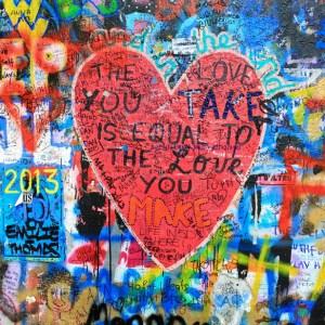 More Love, Please