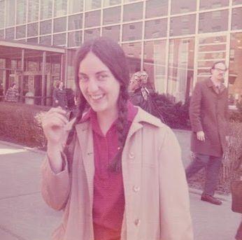 late febrruary 1972 paula