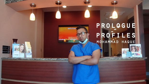 Prologue Profiles Episode 015: A 27-Year-Old Dentist Opens His OwnPractice