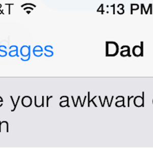 9 Ways To Text Like A Dad