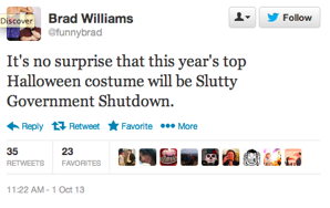 29 Hilarious Government #ShutDown Tweets That Will Make Your Day