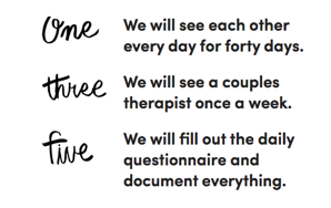 """What The """"40 Days Of Dating"""" Website Says AboutRelationships"""