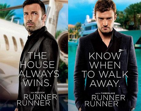 Runner Runner/Poster