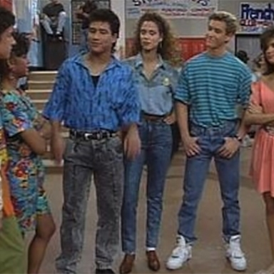 The 30 Greatest Episodes Of Saved By The Bell