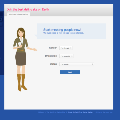 OkCupid Now Allows Users To Filter Out 'Fat' Girls