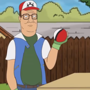 Spice Up Your Tuesday With This Video Of Hank Hill and Boomhauer Having a Pokemon Battle