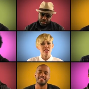 "This Video Of The Roots, Jimmy Fallon, And Miley Cyrus Singing ""We Can't Stop"" Acapella Will Make You Love Miley Again"