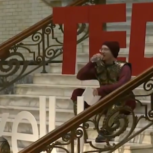 Video Of Guy Mercilessly Pranking TED Talk Is Excruciating, Hilarious