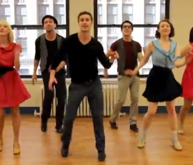 The Tap Dance Cover Of 'Cups' From Pitch Perfect Is Everything