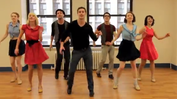The Tap Dance Cover Of 'Cups' From Pitch Perfect IsEverything
