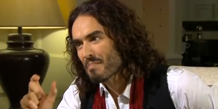 7 Most Cerebral Russell Brand Interviews