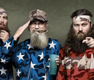 America's Weird, Intriguing Crush On Bearded Men