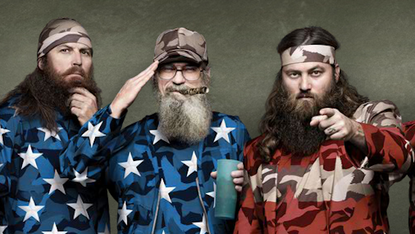 America's Weird, Intriguing Crush On Bearded Men
