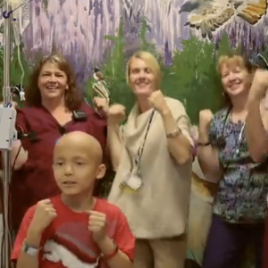 """Here's Your Heartwarming Video Of A Children's Hospital Performing Katy Perry's """"Roar"""""""