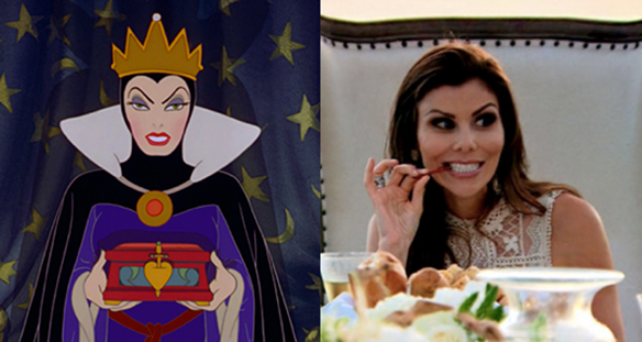 Snow White / Real Housewives of Orange County