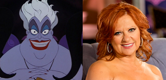 Real Housewives of New Jersey / The Little Mermaid