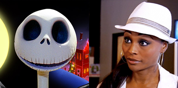 The Nightmare Before Christmas / Real Housewives of Atlanta