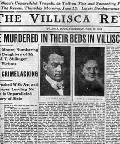 Villisca Ax Murder House Facebook