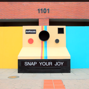 Giant Street Camera Captures People's Happiness, Proving Smiles Are Contagious