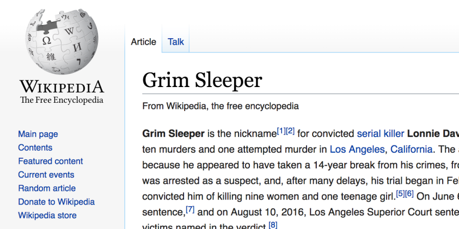 21 Creepy Wikipedia Pages That Will Have You Locking Your Doors Tonight