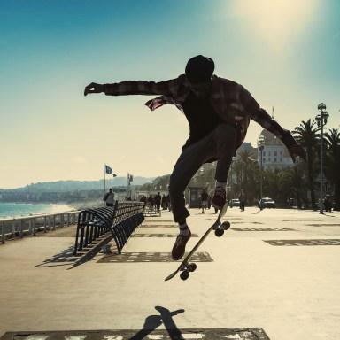Skateboards Are Stupid